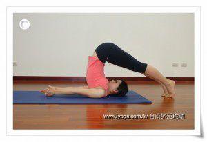 瑜珈教學41-背部延展-犁鋤式