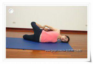 瑜珈教學40-胸、背部雕塑-弓式變化