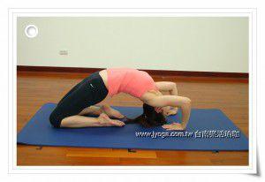 瑜珈教學39-背部曲線-駱駝式