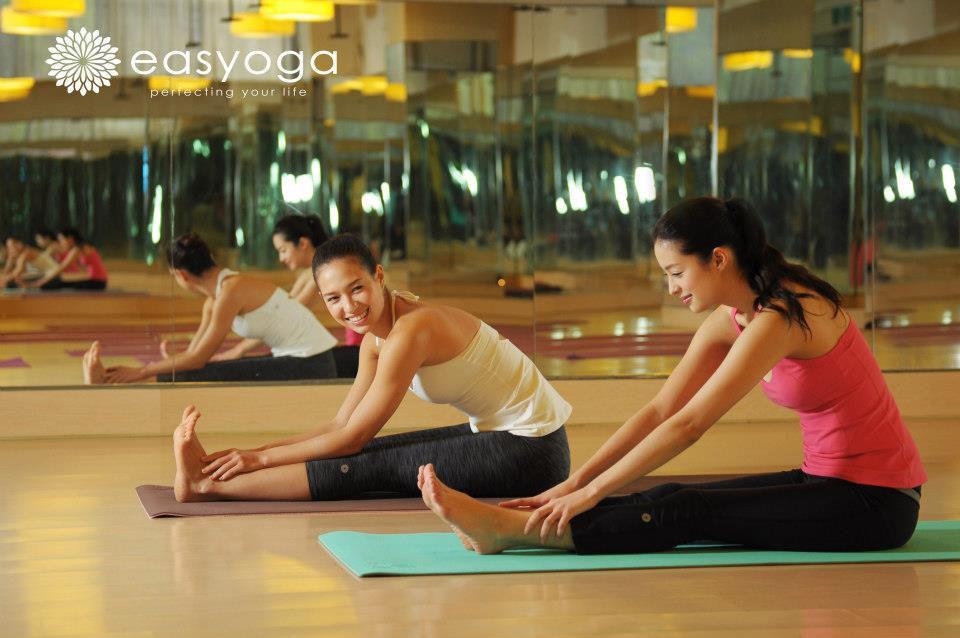 2013年新款easyoga瑜珈服