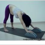 JYOGA樂活瑜珈-孕婦瑜珈-下犬式