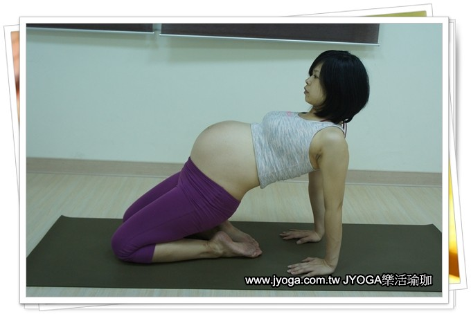 JYOGA樂活瑜珈-瑜珈教學74-高跟鞋式(37週)