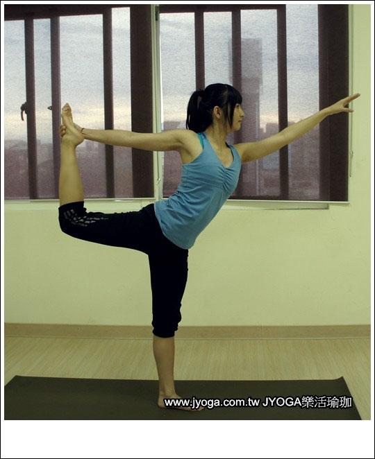 JYOGA樂活瑜珈-瑜珈教學76-舞王式