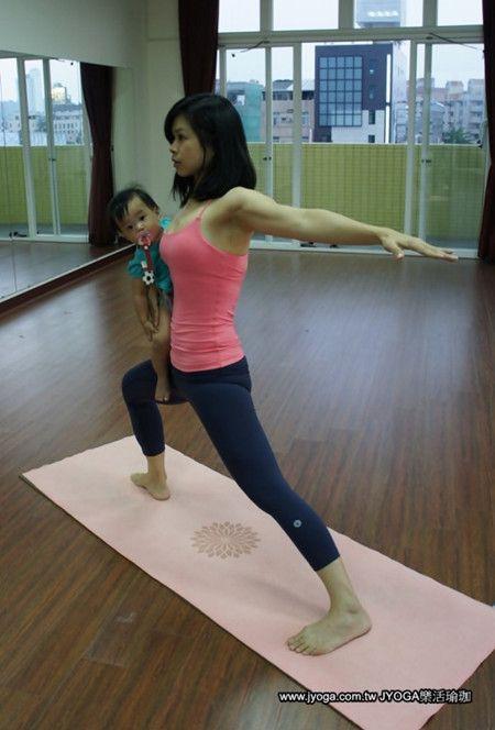 JYOGA樂活瑜珈-產後寶寶瑜珈