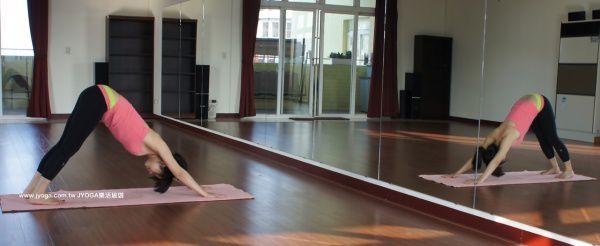 JYOGA樂活瑜珈-鴿式變化