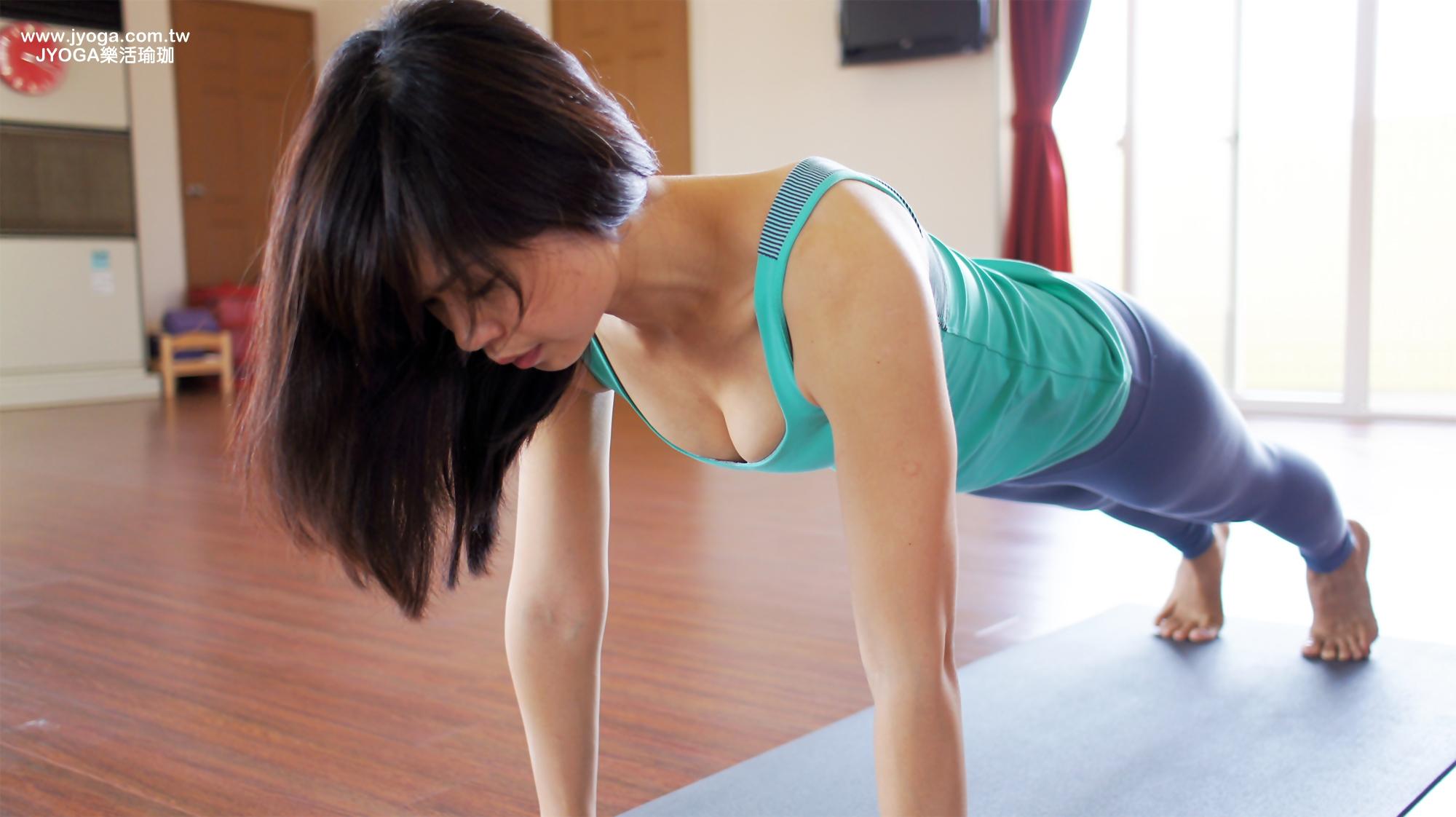 瑜伽棒怎么用图解