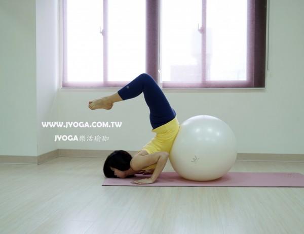 台南JYOGA樂活瑜珈-瑜珈 彼拉提斯抗力球
