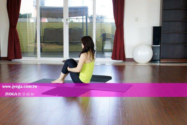 台南JYOGA樂活瑜珈-瑜珈教學-天秤式