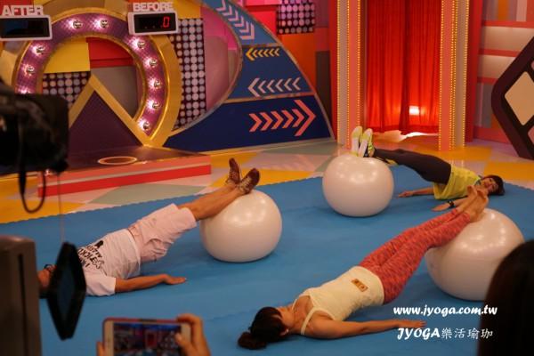 台南瑜珈教學-緯來電視台 緯來綜合台 玩美的人類(3)