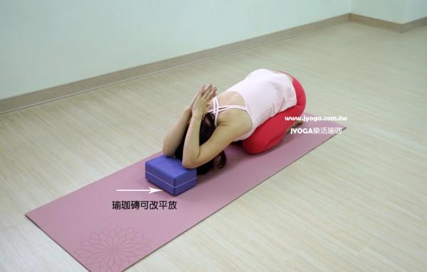 台南JYOGA樂活瑜珈-瑜珈教學-背部、肩頸伸展