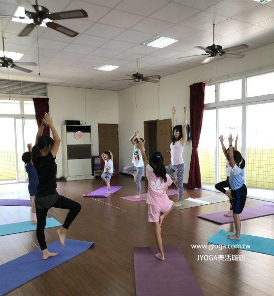 台南瑜珈-兒童瑜珈-kids yoga