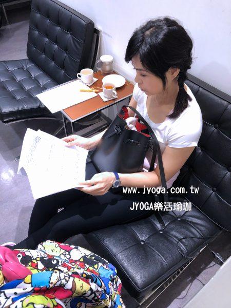 台南JYOGA樂活瑜珈-瑜珈教學-電視台